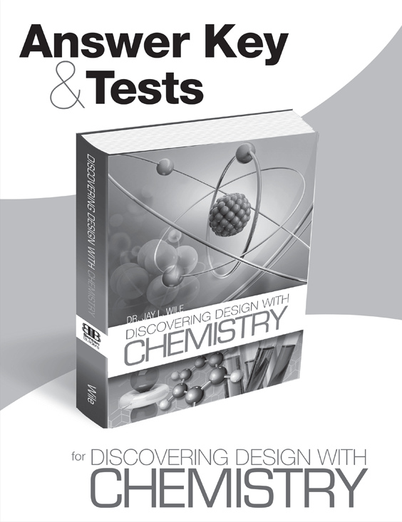 Discovery Design With Chemistry (Answer Key and Tests)
