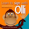 Learn To Sign With Olli (book 1)